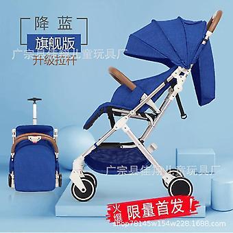 Four Wheel Baby Stroller