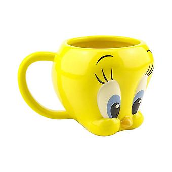 Looney Tunes, 3D Mug - Tweety