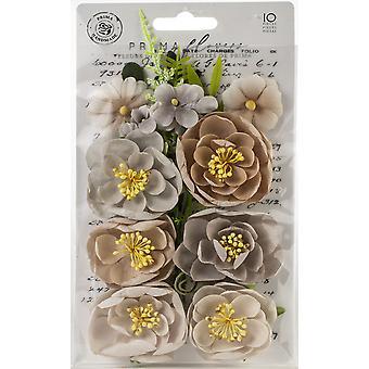 Prima Markkinointi Melko vaaleat kukat kuiva maa