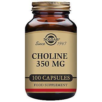 Solgar Colina 350 mg 100 Cápsulas