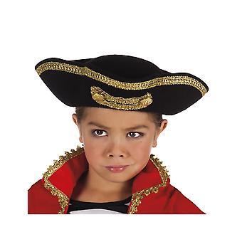 Chapeau capitaine pirate enfant