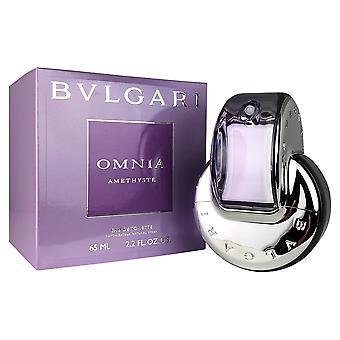 Bvlgari omnia amethyste women 2.2 oz eau de toilette spray