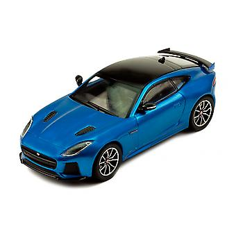Jaguar F-Type SVR (2016) Diecast Model Car