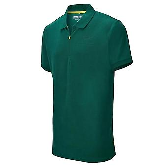 2021 Aston Martin F1 Official Lifestyle Polo Shirt (Green)