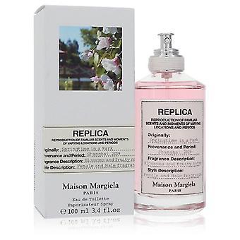 Replica springtime in a park eau de toilette spray (unisex) by maison margiela 556203 100 ml