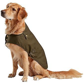 Joules Wax Warm Cosy Cotton Tweed Dog Coat