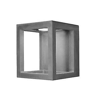 Forlight Box - Udendørs LED vægarmatur Urban Grey IP65 4W 4000K 208lm