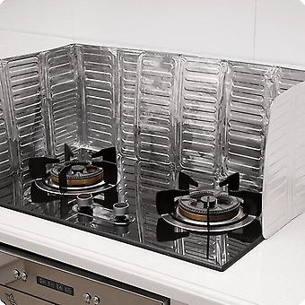 Cocina cocina cocina sartén sartén aceite salpicaduras de pantalla