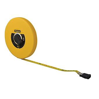 Stanley 034262 Closed Case Fibreglass Tape 30m / 1