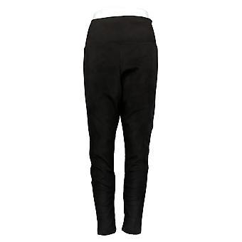 Women with Control Women's Pants Tummy Control Leggings Black A371177
