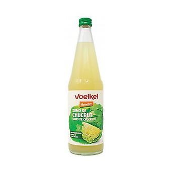 Organic Lactofermented Sauerkraut Juice 700 ml