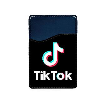 TikTok Mobile Card Holder Adhesive Card Holder