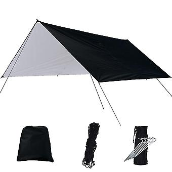 Mosquito Net Hammock Tent With Adjustable Straps And Carabiners