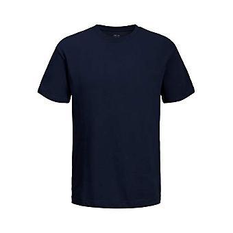 JACK &JONES JJELIAM T-Shirt SS Crew Hals Noos T-Shirt, Blau (Navy Blazer Fit: Relax), XX-Large Herren