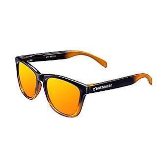 Northweek Gradiant Sunglasses, Multicolored (Naranja), 52 Unisex-Adult