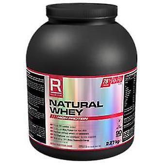 Reflex - Natural suero de leche - vainilla - 2,2 kg