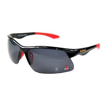 Louisville Cardinals NCAA polariserade blad solglasögon