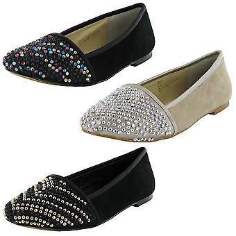 Steven Womens Kaela Slip On Flat Shoe