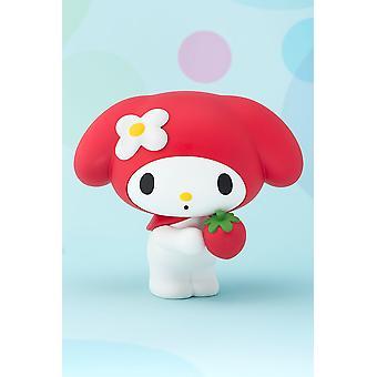 My Melody Zero Red Bandai Figure