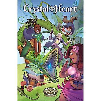 Kristallisydän RPG (Savage Worlds)