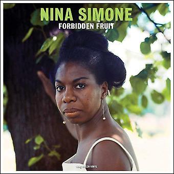 Nina Simone – Förbjuden fruktgrön vinyl