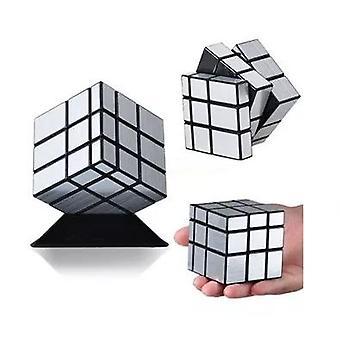 Sengso shengshou 3x3x3 palapeli magico cubo 3x3 sileä peili kuutio maaginen kuutio 5,7cm kierre palapeli kuutio lelu lapsille lapsille