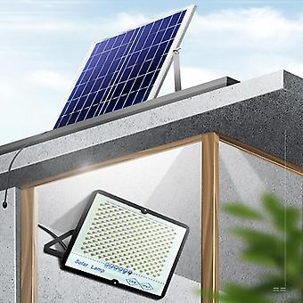 Solar Led Light Panel 5meter Cable Garden Outdoor Lamp