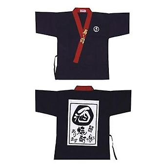 Sushi Cuisine Restaurant Work Wear Print Chef Coat Jackets