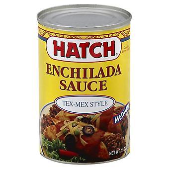 Hatch Sauce Enchlda Tex Mex, sag af 12 X 15 Oz