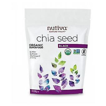 Nutiva Chia Seed, 12 oz