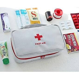 Empty Large, First Aid Kit, Emergency Medical Box Bag