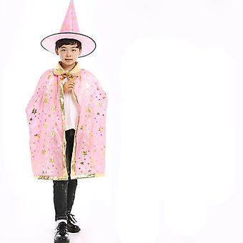 ילדים של ליל כל הקדושים גלימה Cosplay תלבושות