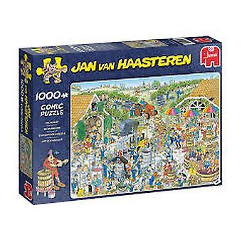 Jumbo Jan van Haasteren The Winery 1000 Piece Jigsaw puzzle