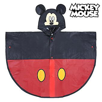 Waterproof Poncho with Hood Mickey Mouse 70482