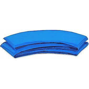 Trampoline rand 305 - 312 cm 10Ft - blauw