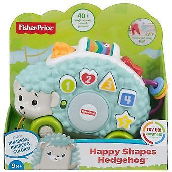 FP-TOY03 GHR16 Linkimals Happy Shapes Igel, interaktives Babyspielzeug mit Lichtern und Geräuschen,