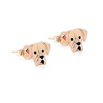 Jack & co pets - boxer earrings jce0895