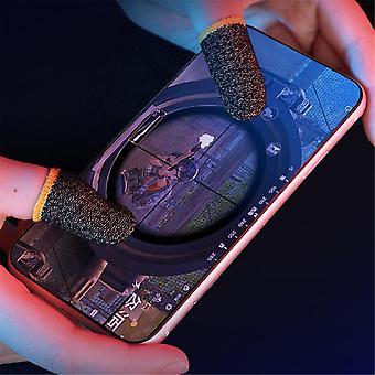 Чувствительный сенсорный экран Игровой палец Большой палец Крышка рукава