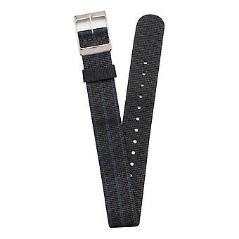 HorlogeBand Timex BTQ6018033 (ø 18 mm)