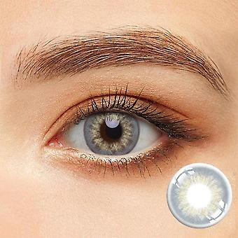 Taylor Grey Color Contact Lenses For Eyes
