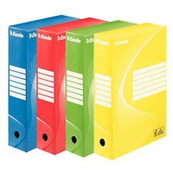 Refillable storage binder Esselte Boxy Color 128403 Ringed (Refurbished D)