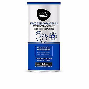 Kropps natur pajer Talco Deodorant 75 Gr Unisex