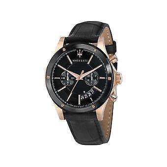 Maserati Circuito Black Dial Men's Watch R8871627001