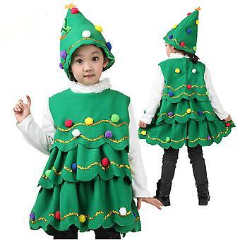 Christmas Tree Children's Costume