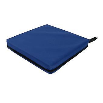 Koolmei Imperméable Chaise Coussin Bleu Foncé Jardin Extérieur Camping Mat