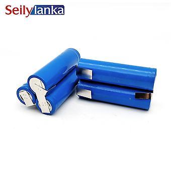 Für Bosch 14.4vc 4000mah Power Tool Battery 2607335038 2607336037 2607336038 2607336 194 2607336206 Psr 14.4 Li Psr 14.4 Li-2