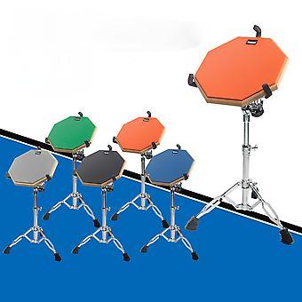 12-inch Dumb Drum Set Pad Drum Training Accessories Drum Pad
