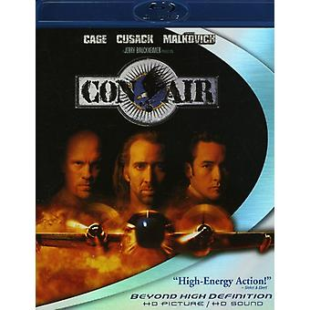 Con Air [BLU-RAY] USA import