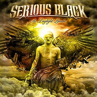 Serious Black - As Daylight Breaks [CD] USA import