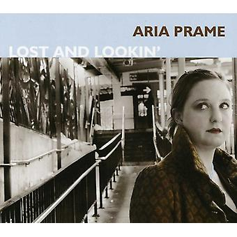Aria Prame - Lost & Lookin' [CD] USA import